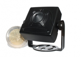 TVI HD Minikamera mit 4,3mm Pinhole Objektiv