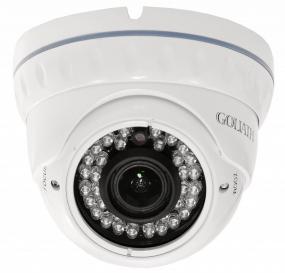 Infrarot HD-CVI Domekamera mit Full-HD Auflösung