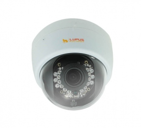 2 Megapixel Infrarot Dome IP-Kamera - LE966
