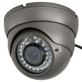 HD Überwachungskamera mit Infrarot-Beleuchtung