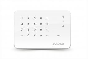LUPUSEC Outdoor Keypad V2
