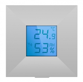Temperatursensor mit Display