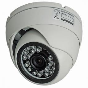 Infrarot Domekamera IP65