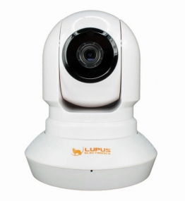Steuerbare Infrarot WLAN Überwachungskamera LUPUSNET - LE200